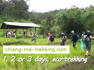 Trekking en groupes et eco-trekking